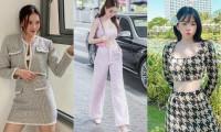 Mỹ nhân Việt đọ sắc với trang phục dạ: Lan Ngọc, Ngọc Trinh, DJ Mie, ai mix đồ cao tay hơn