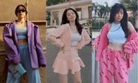 """Ngắm gu thời trang chuẩn fashionista của Mie, DJ xinh đẹp của show """"Rap Việt"""""""