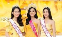 Soi trang phục Top 3 Hoa Hậu Việt Nam 2020 sau đăng quang: Không tìm được điểm nào để chê