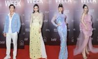 Thảm đỏ VIFW ngày 3: Diệu Nhi xinh như Hoa hậu, Lynk Lee mặc váy lấp lánh như công chúa