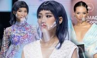 Loạt khẩu trang của Hoa hậu Đỗ Thị Hà và dàn sao: Xứng đáng được tổ chức show diễn riêng