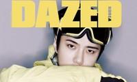 """Sehun (EXO) """"mở hàng"""" bìa tạp chí DAZED Hàn năm 2021 với chiếc quần soóc gây tranh cãi"""