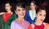 Hoa hậu Tiểu Vy, Mỹ Linh, Hương Giang, Chi Pu khoe thần thái trong cái lạnh dưới 10 độ