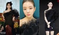 """Lia ITZY và Trịnh Sảng đụng hàng chiếc váy nhưng không ai mặc đẹp bằng """"tình cũ Đặng Luân"""""""