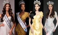 So sánh nhan sắc Hoa hậu Đỗ Thị Hà với các đối thủ sẽ tham gia Miss World 2021