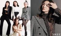 """Pha đụng hàng đẳng cấp của """"chị đại"""" Song Hye Kyo với các cô gái BLACKPINK"""