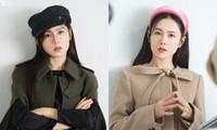 """Học ngay """"chị đẹp"""" Son Ye Jin cách dùng phụ kiện cho tóc xinh đẹp ấn tượng trong mùa Đông"""