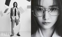 """""""Tường thành nhan sắc"""" Yoona mặc gì trong bộ ảnh mới mà được khen """"đẹp trai"""" như nam thần?"""
