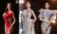 Á hậu Phương Anh, Ngọc Thảo cùng dàn mỹ nhân khoe sắc lộng lẫy trong show diễn chào 2021