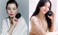 Jisoo BLACKPINK có lấn át được Hoa hậu Honey Lee trong loạt ảnh quảng cáo mỹ phẩm Dior?