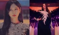 Nghi vấn ác nữ Cheon Seo Jin (Penthouse) mượn váy Jisoo BLACKPINK và còn mặc đẹp hơn?