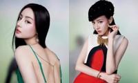 """Địch Lệ Nhiệt Ba khoe lưng trần trên tạp chí LIFESTYLE, fan xuýt xoa """"đúng là cực phẩm"""""""
