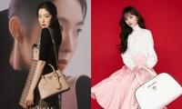 """Làm đại sứ thương hiệu Prada, Trịnh Sảng đập tan lời đồn """"hết thời"""", nhưng vẫn bị so sánh với Irene"""