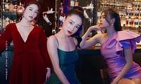 Tạo hình sang chảnh của 3 ngọc nữ hot nhất điện ảnh Việt: Nhã Phương, Lan Ngọc, Diễm My 9X trong phim mới