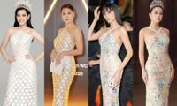 Những mẫu váy được mỹ nhân Việt đặc biệt yêu thích, đụng hàng bất chấp chiều cao tuổi tác