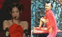 Visual hoa hồng và kiểu tóc của Jennie (BLACKPINK) lên hot search Weibo vì nghi vấn sao chép hình ảnh