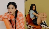 Seulgi (Red Velvet) siêu ngầu trong loạt ảnh quảng cáo cho mẫu giày mới của Converse All Star