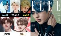 """Nhật ký đổi 5 màu tóc trong một ngày của Thái Từ Khôn: Từ """"boy nhà giàu"""" tới """"bad boy siêu ngầu"""""""