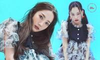 Đụng hàng váy búp bê, đẹp như Park Min Young vẫn phải chịu thua Jennie (BLACKPINK)