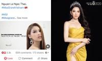 Ngay đêm 30 Tết: Miss Grand International tung clip tự giới thiệu, Á hậu Ngọc Thảo hồi hộp hơn đón Giao thừa