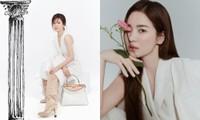 """Song Hye Kyo đăng ảnh quảng cáo sương sương nhưng thần thái chuẩn """"nữ thần"""""""