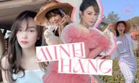 Ngắm gu thời trang và nhan sắc của Minh Hằng, có ai tin nổi cô nàng thuộc thế hệ 8X?