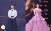 Dương Tử lên No.1 Hot Search với trang phục thảm đỏ Weibo nhưng bộ thứ 2 lại không ai nhắc đến