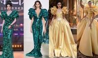 Netizen bất ngờ với những màn chỉnh sửa váy cực khéo léo từ dàn sao nữ trong Đêm hội Weibo