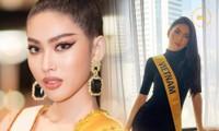 Á hậu Ngọc Thảo chính thức tham gia phần thi đầu tiên của Miss Grand International 2020
