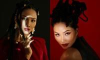 Hoa hậu H'Hen Niê sử dụng ngôn ngữ hình thể truyền tải thông điệp về phụ nữ nhân ngày 8/3