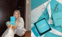Rosé lại nhận quà từ Tiffany&Co. ngay trước thềm solo, bao giờ mới chịu công bố đại sứ?