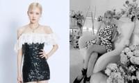 Làm đại sứ thương hiệu có tâm như Rosé, đã mặc đồ của hãng là xinh đẹp lộng lẫy