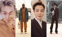 """Grammys 2021: BTS giúp đồ của Louis Vuitton trông """"dễ mặc hơn hẳn"""" so với mẫu xịn"""