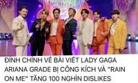 Đăng tin sai sự thật, hàng loạt page giải trí lớn phải xin lỗi cộng đồng người hâm mộ BTS