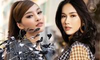 """Ngắm màn đọ sắc giữa Á hậu Kiều Loan và Phương Anh tại sự kiện thời trang """"Fashion Voyage"""""""