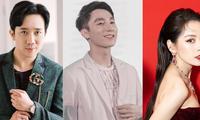 Trấn Thành, Sơn Tùng M-TP, Chi Pu dẫn đầu Top 20 ngôi sao mạng xã hội của Việt Nam
