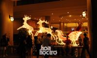 Sài Gòn se lạnh, hân hoan thắp đèn rực rỡ đón Giáng sinh