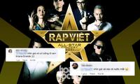 """Fan hâm mộ """"rớt nước mắt"""" trước giá vé đêm Live Concert đầu tiên của """"Rap Việt"""""""