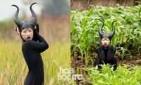 """Mừng Tết Tân Sửu, Trang Hý  khiến dân tình cười nghiêng ngả khi tung bộ ảnh cosplay """"Mã Lệ Phi Xuân"""""""