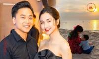 Bạn trai khoe ảnh Hòa Minzy và em bé ngay ngày Valentine khiến netizen dậy sóng