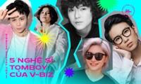 """5 nghệ sĩ tomboy của V-Biz: Người """"cân"""" từ hát đến sáng tác, người đang chờ """"bùng nổ"""""""