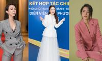 Thu Trang, Nhã Phương, Lâm Vỹ Dạ - hội nữ chủ tịch đa năng của showbiz Việt