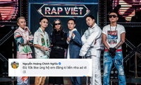 """Dân tình háo hức với """"Rap Việt"""" mùa 2, đến TikToker Bông Tím cũng muốn debut làm rapper"""