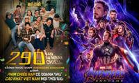 """""""Bố Già"""" thắng lớn, vượt qua """"bom tấn"""" Avengers khi thu về 290 tỷ đồng chỉ sau 2 tuần"""