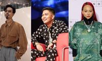 """Soi thành tích đáng gờm của những gương mặt được gọi tên cho """"ghế nóng"""" Rap Việt"""