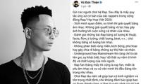 """Kết thúc màn """"rap dizz"""", Rhymastic soạn hẳn bộ quy tắc ứng xử dành cho rapper Việt"""