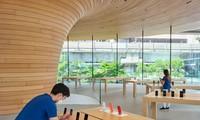 Apple sẽ khai trương cửa hàng thứ 2 tại Bangkok, cổng vào ngay quảng trường Central World