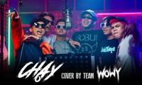 """Rap Việt: Team Wowy khiến fan phát sốt khi cover bài hát """"Chạy"""" của """"sư phụ"""" Wowy"""