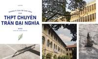 Ngôi trường trong mơ: Những ô cửa sổ sắc màu của trường THPT Chuyên Trần Đại Nghĩa