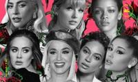 Taylor Swift, Katy Perry, Ariana Grande - những bông hoa cúc không bao giờ ngừng tỏa hương